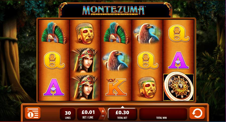Montezuma Gameplay