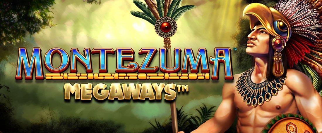 Montezuma MegaWays Slots Mega Reel