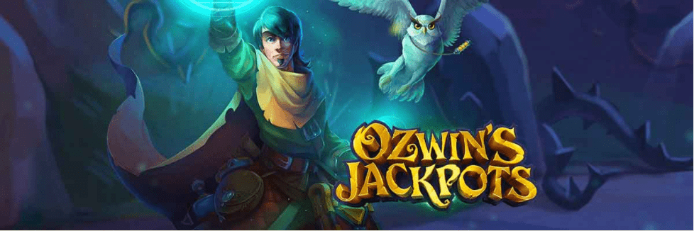 Ozwin's Jackpots Slots Mega Reel