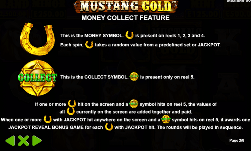 Mustang Gold Symbol