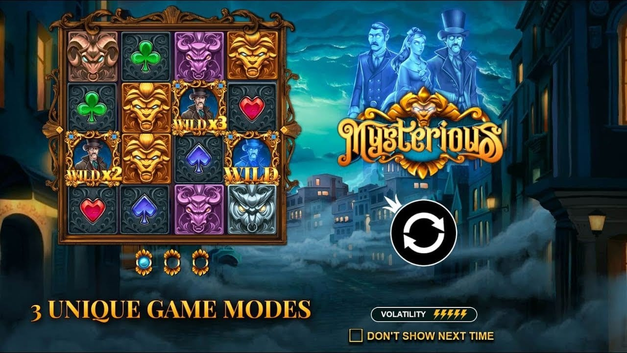 Mysterious Slots Game