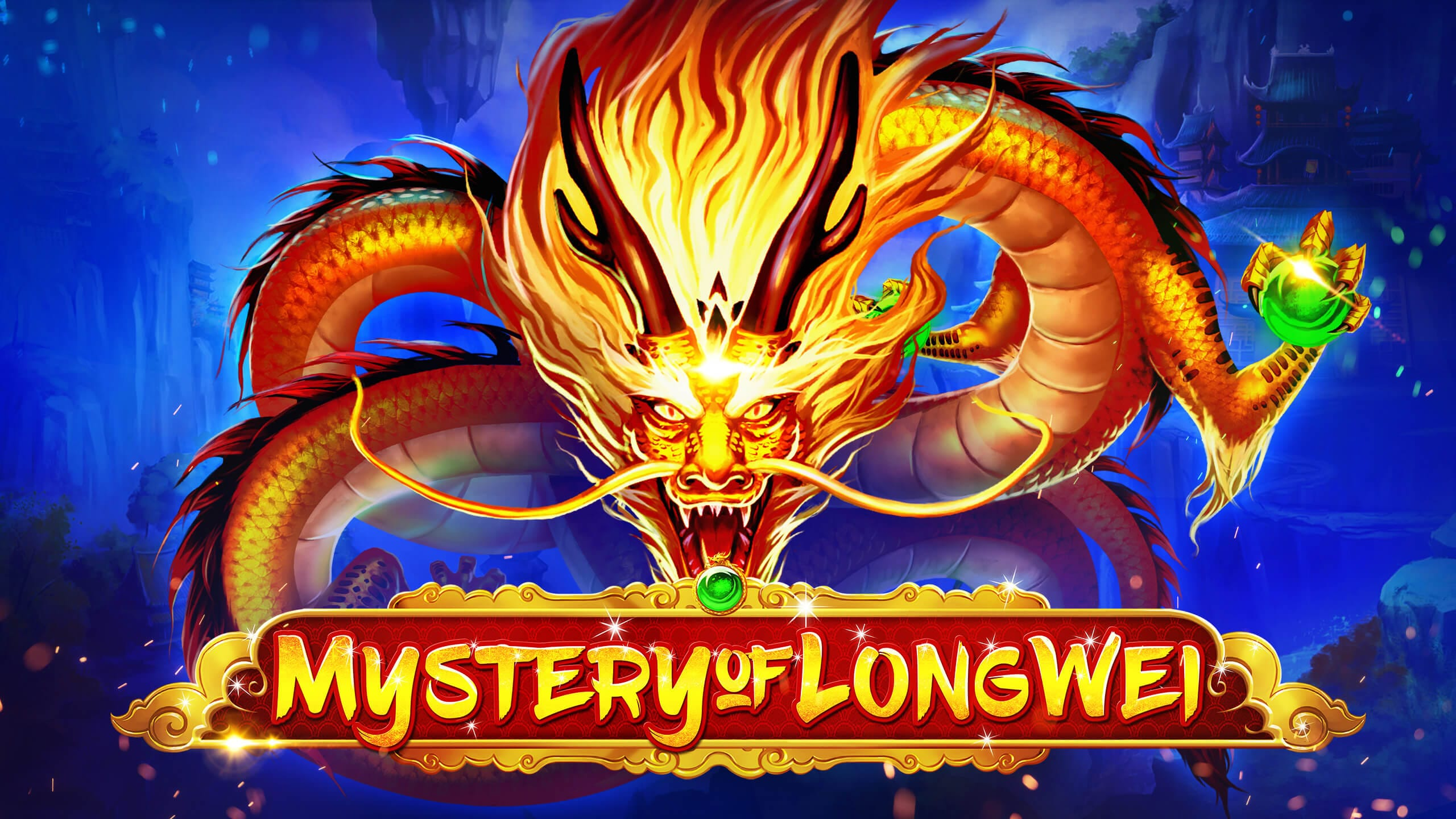 Mystery of Long Wei Slots Mega Reel