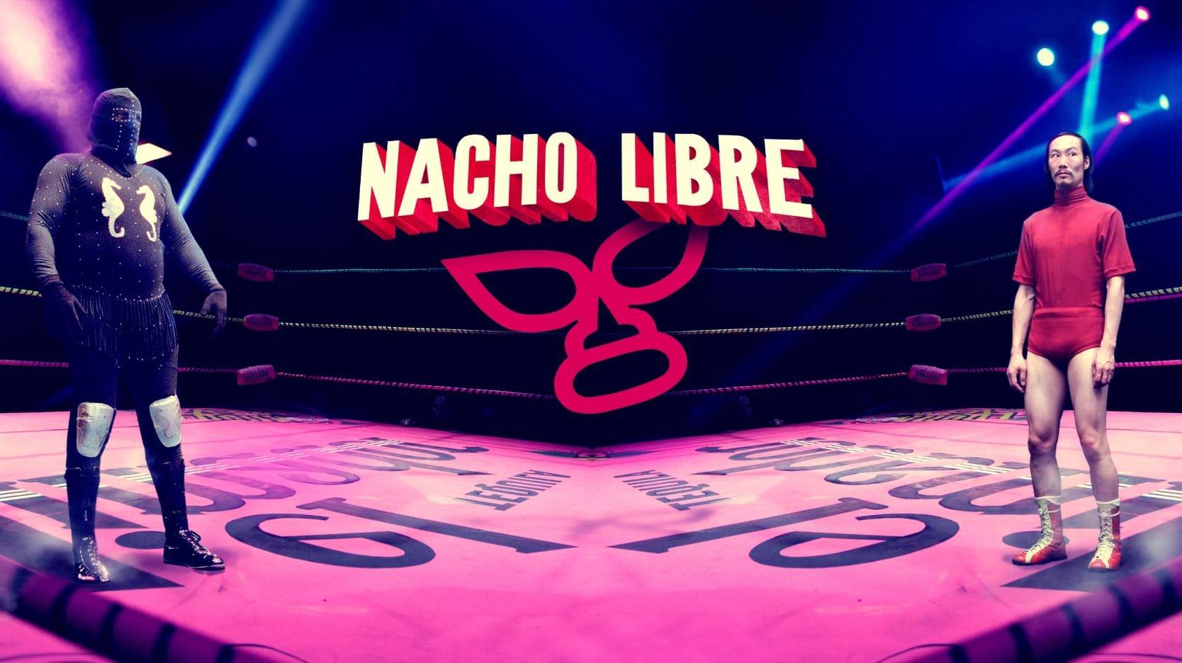 Nacho Libre Slots Mega Reel