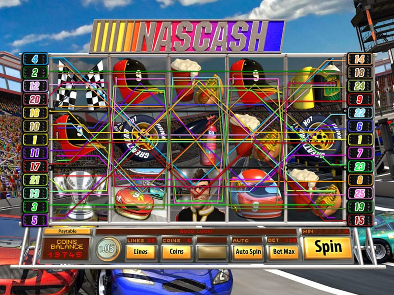 Nascash Slot Big Win