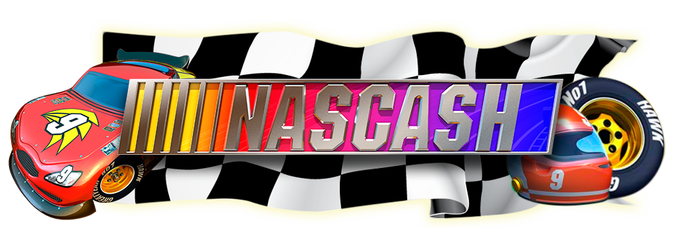 Nascash Slot Logo Mega Reel