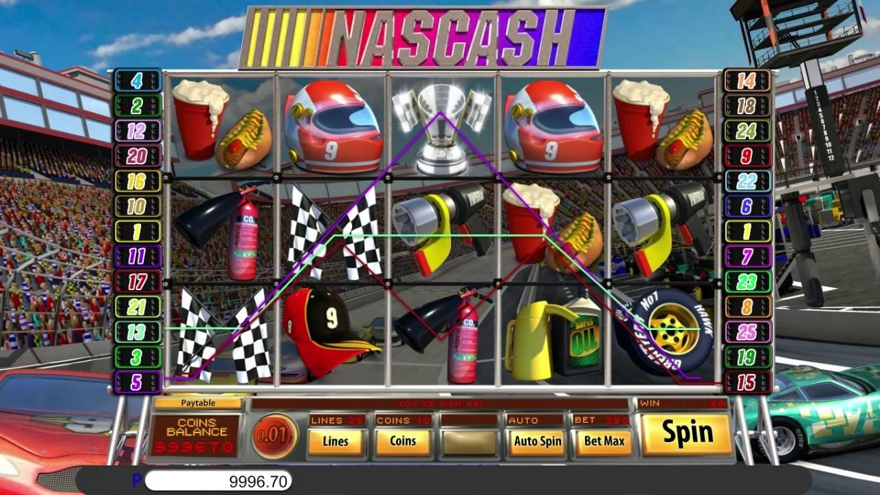 Nascash Slot Reels