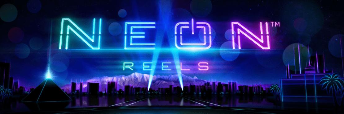 Neon Reels Slots Mega Reel