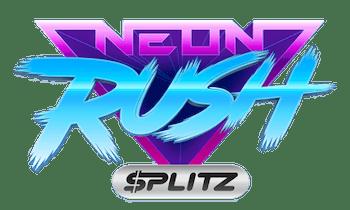 Neon Rush Splitz Slots Mega Reel