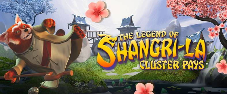 The Legend of Shangri-La Slots Mega Reel