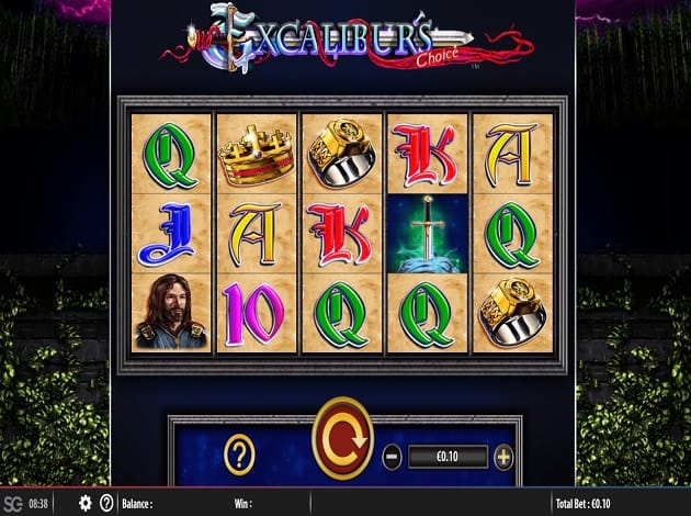 Excalibur's Choice Slots Online