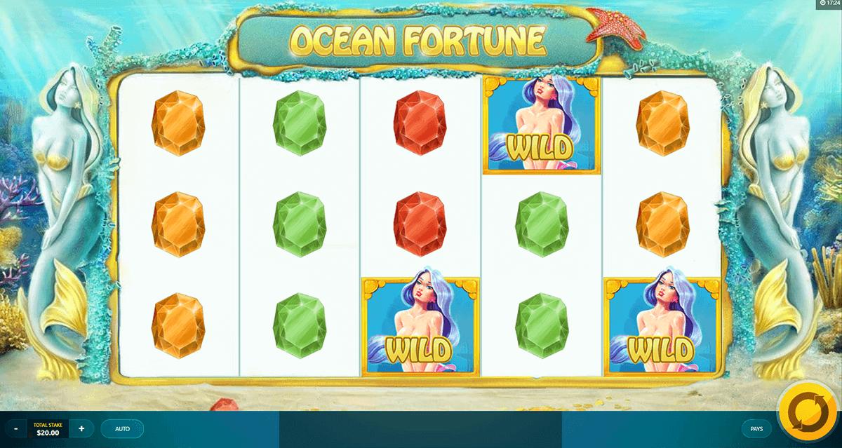 Ocean Fortune Slots Online