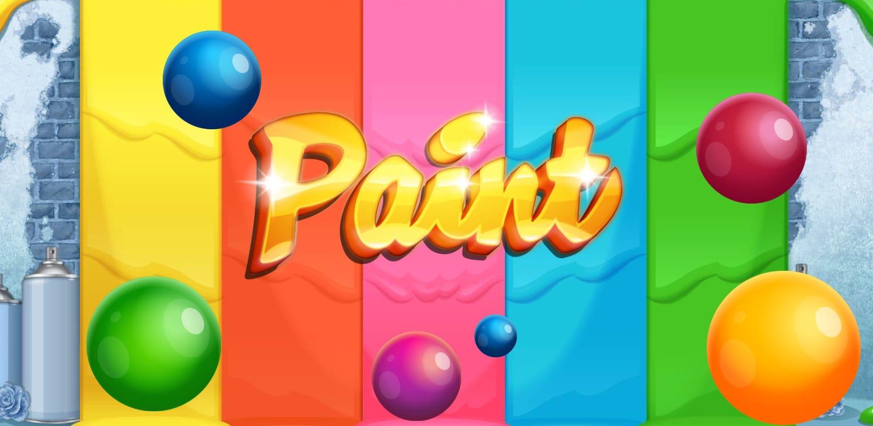 paints slots game Mega Reel