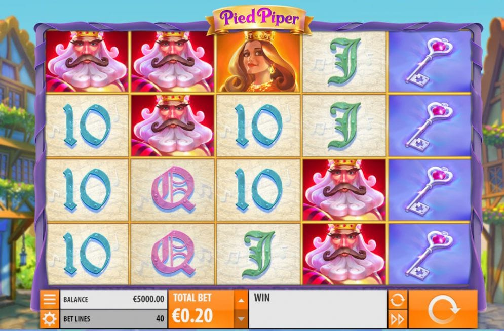Pied Piper Slots Online