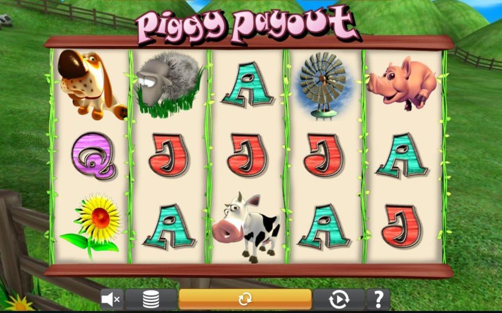 Piggy Payout Jackpot Slots Online