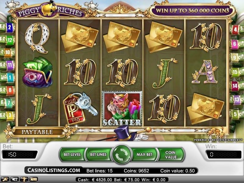 Piggy Riches Slots Online