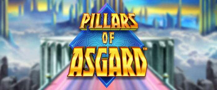 Pillars of Asgard Slots Mega Reel