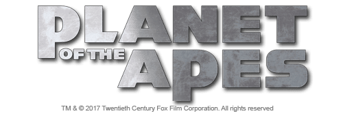 Planet of the Apes Slot Logo Mega Reel