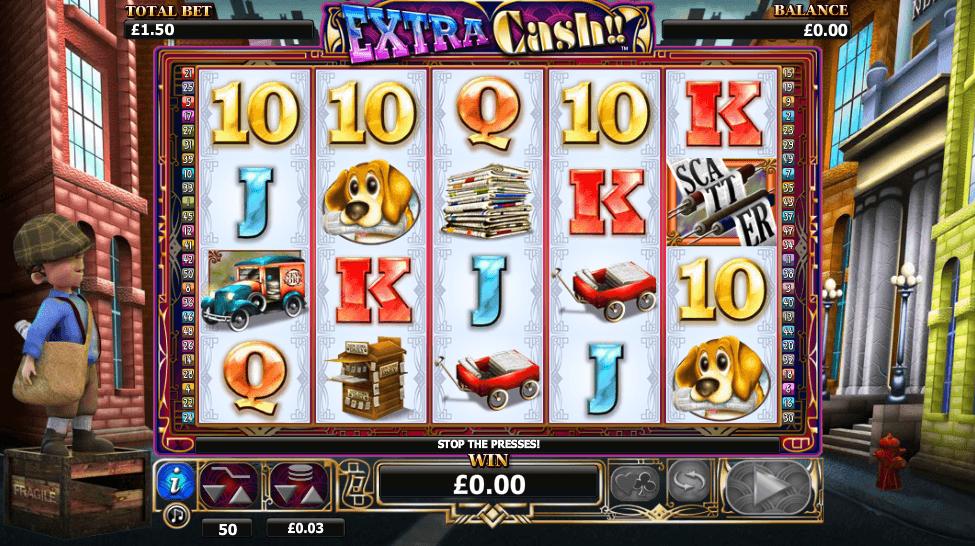 Cash Slot Games