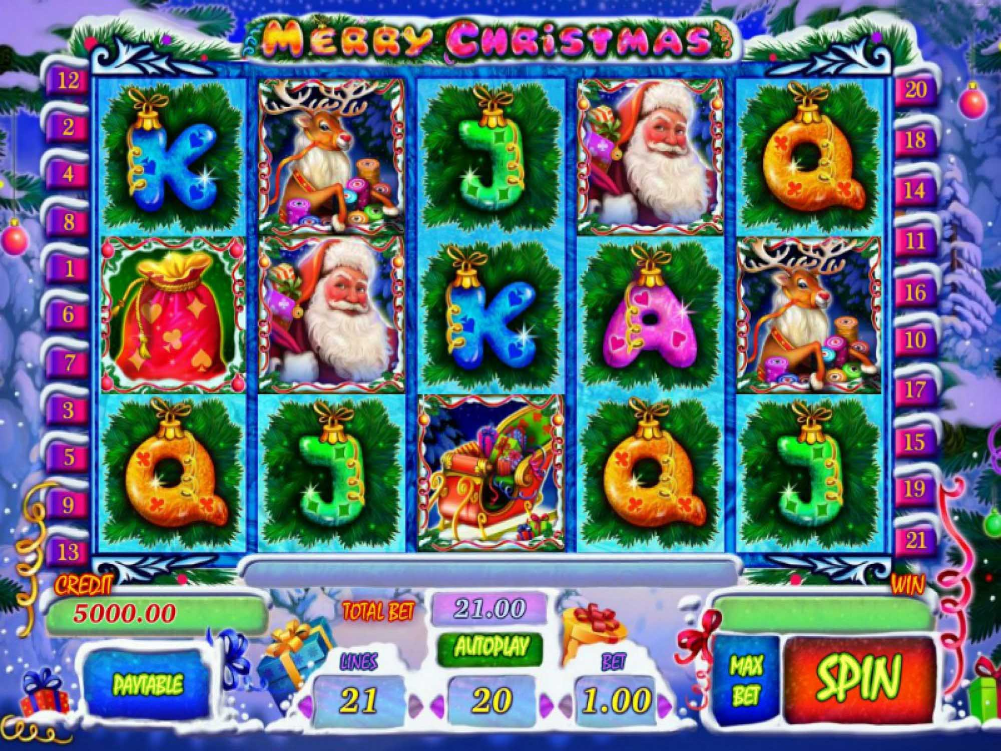 Merry Christmas Casino Slot