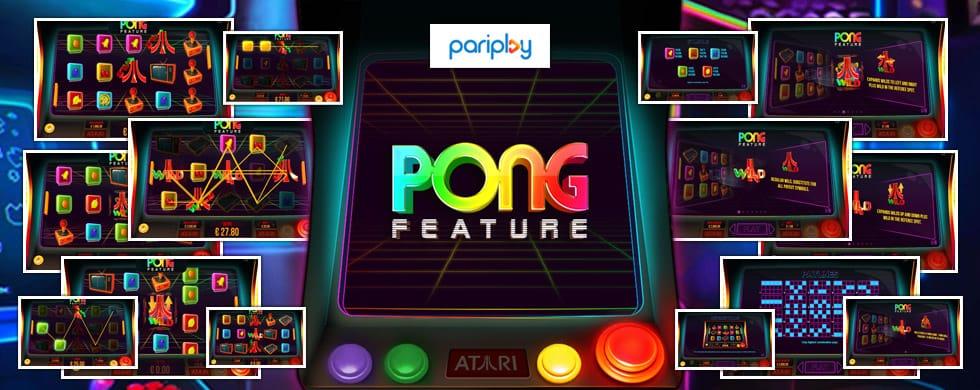 Pong Slots UK