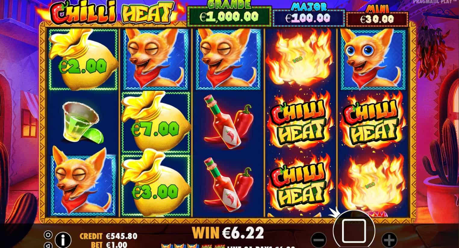 slots gameplay