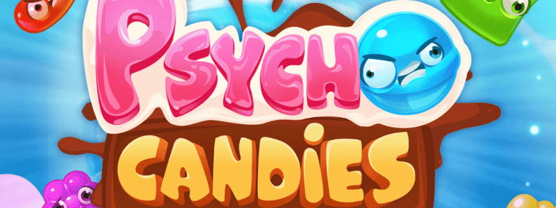 Psycho Candies Slot Mega Reel