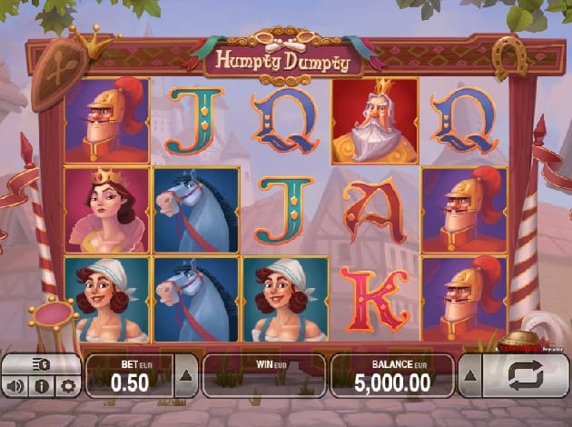 Humpty Dumpty Slot Casino Game