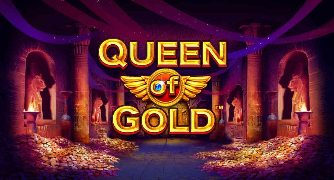 queen of gold game online play