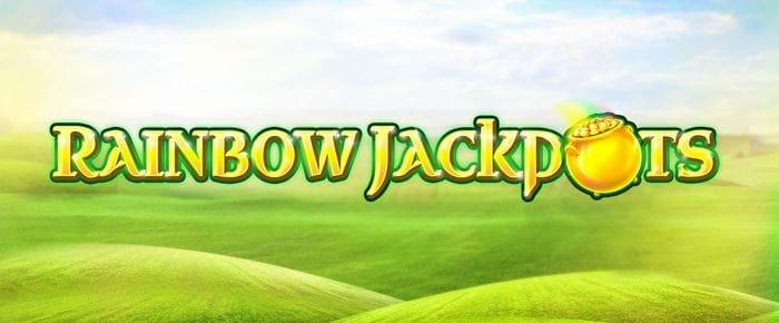 Rainbow Jackpots Slots Mega Reel