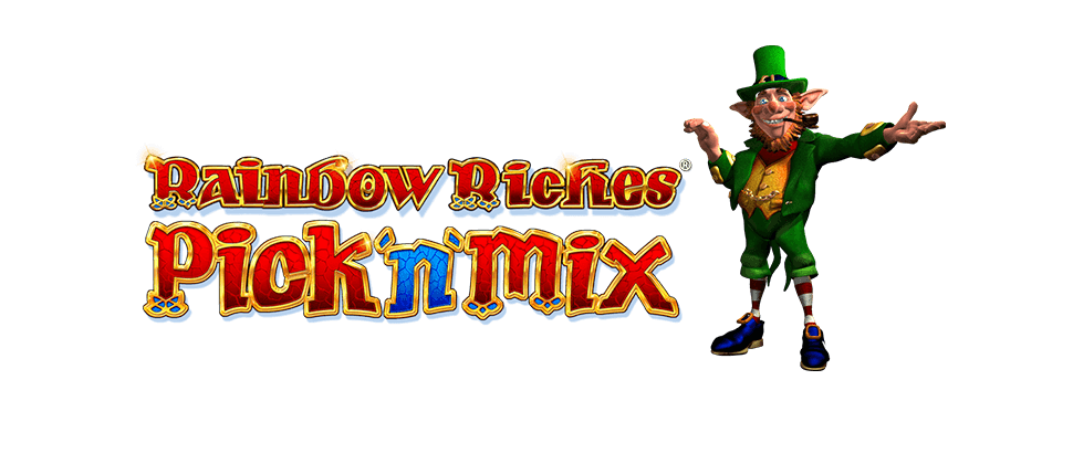 Rainbow Riches Pick N Mix Slot Mega Reel