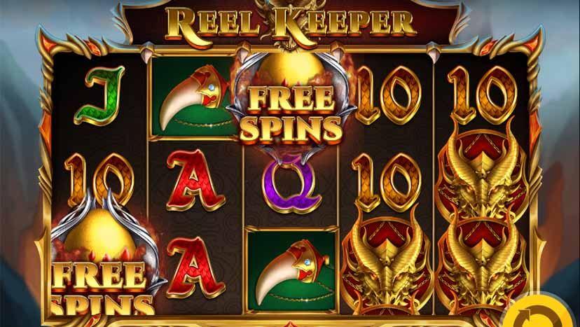 Reel Keeper Slots Online