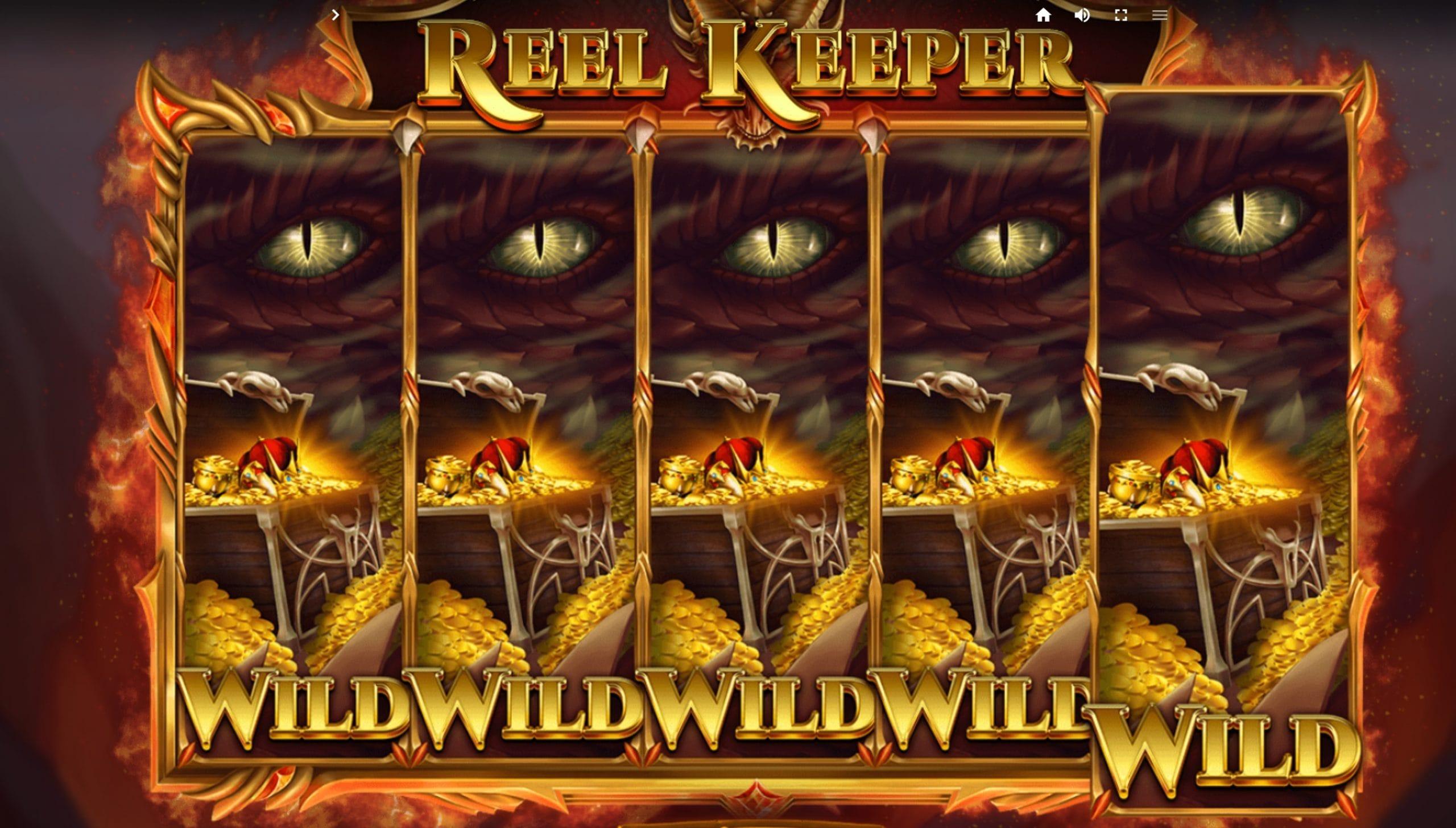 Reel Keeper Slot Wild