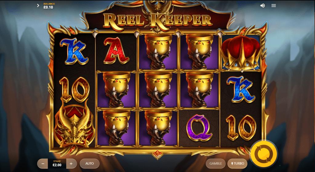 Reel Keeper Slot Game