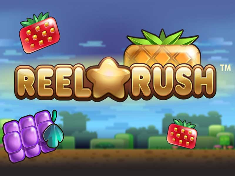 reel rush game play