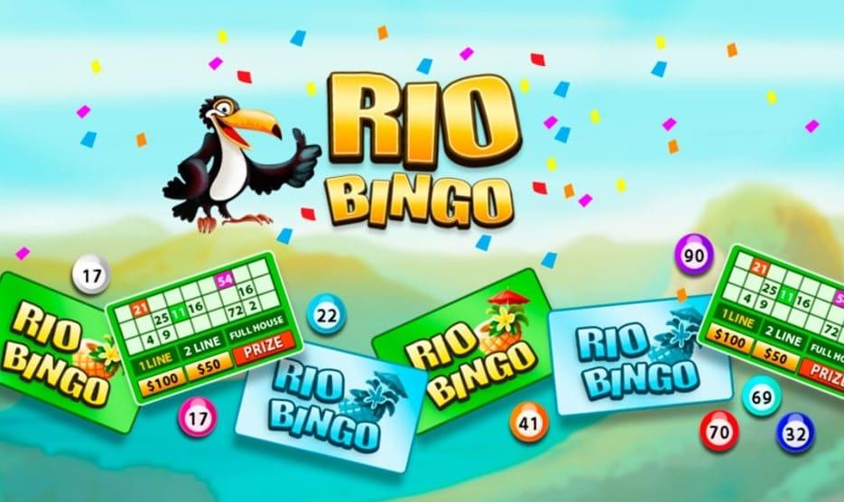 Rio Bingo Mega Reel