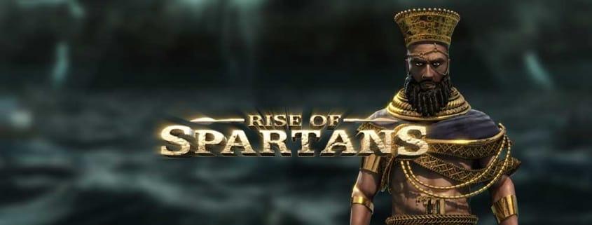 Rise of Spartans Slots Mega Reel