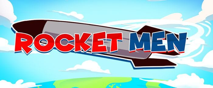Rocket Men Slots Mega Reel
