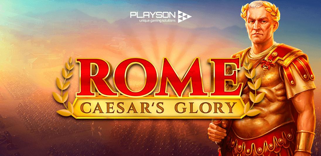 Rome: Caesar's Glory Slots Mega Reel