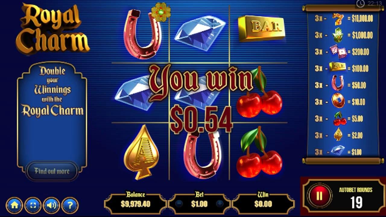 Royal Charm slots Online