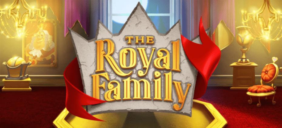 The Royal Family Slot Mega Reel