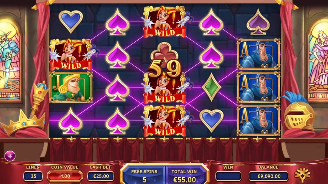The Royal Family Slots Online