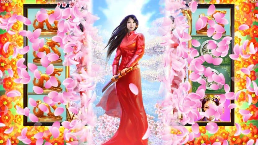 Sakura Fortune Slots Online