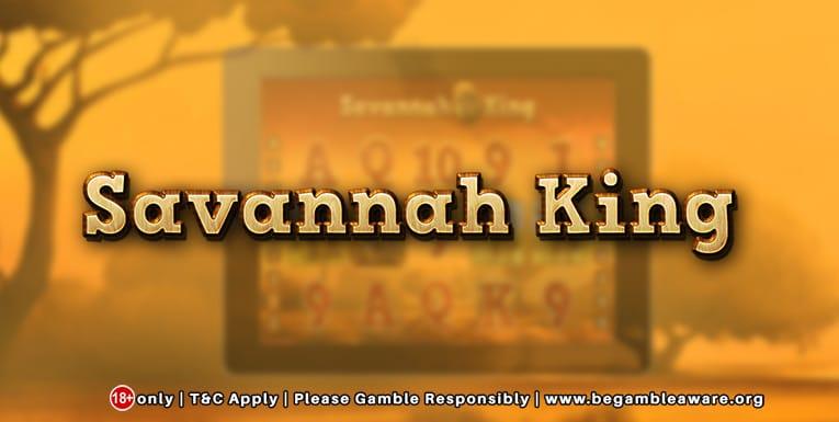 savannah king game play online