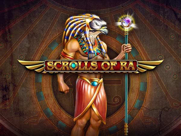 Scrolls of Ra Slots Online