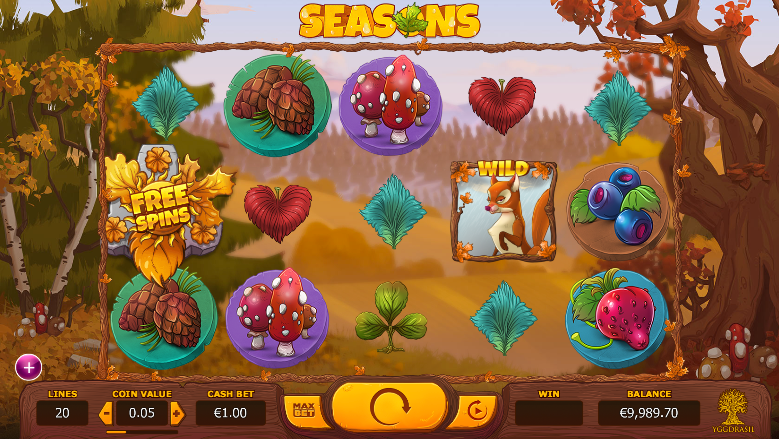 seasons game play online