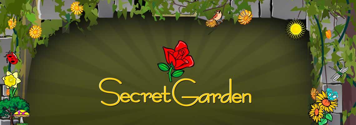 secret garden slots game online