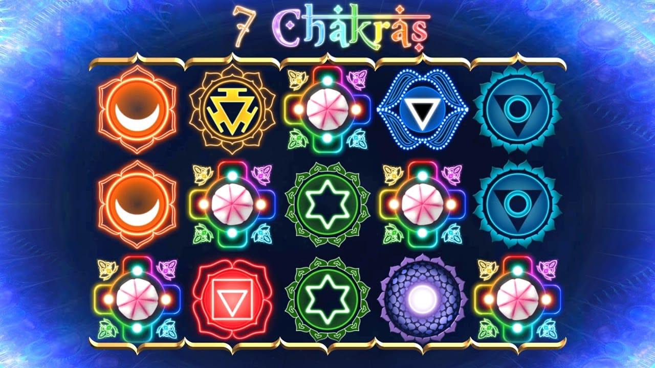 7 Chakra's slots Online