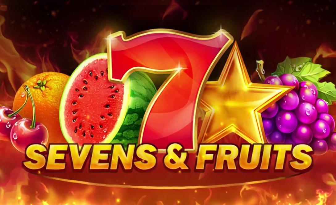 sevens and fruits logo