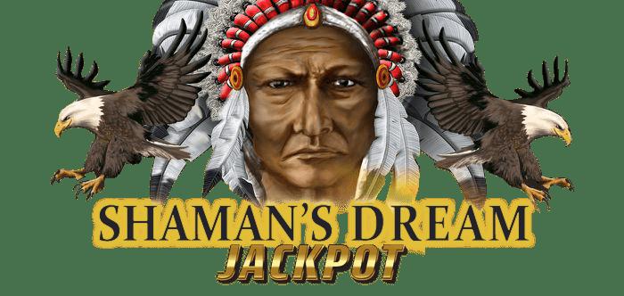 Shamans Dream Jackpot Slots Mega Reel