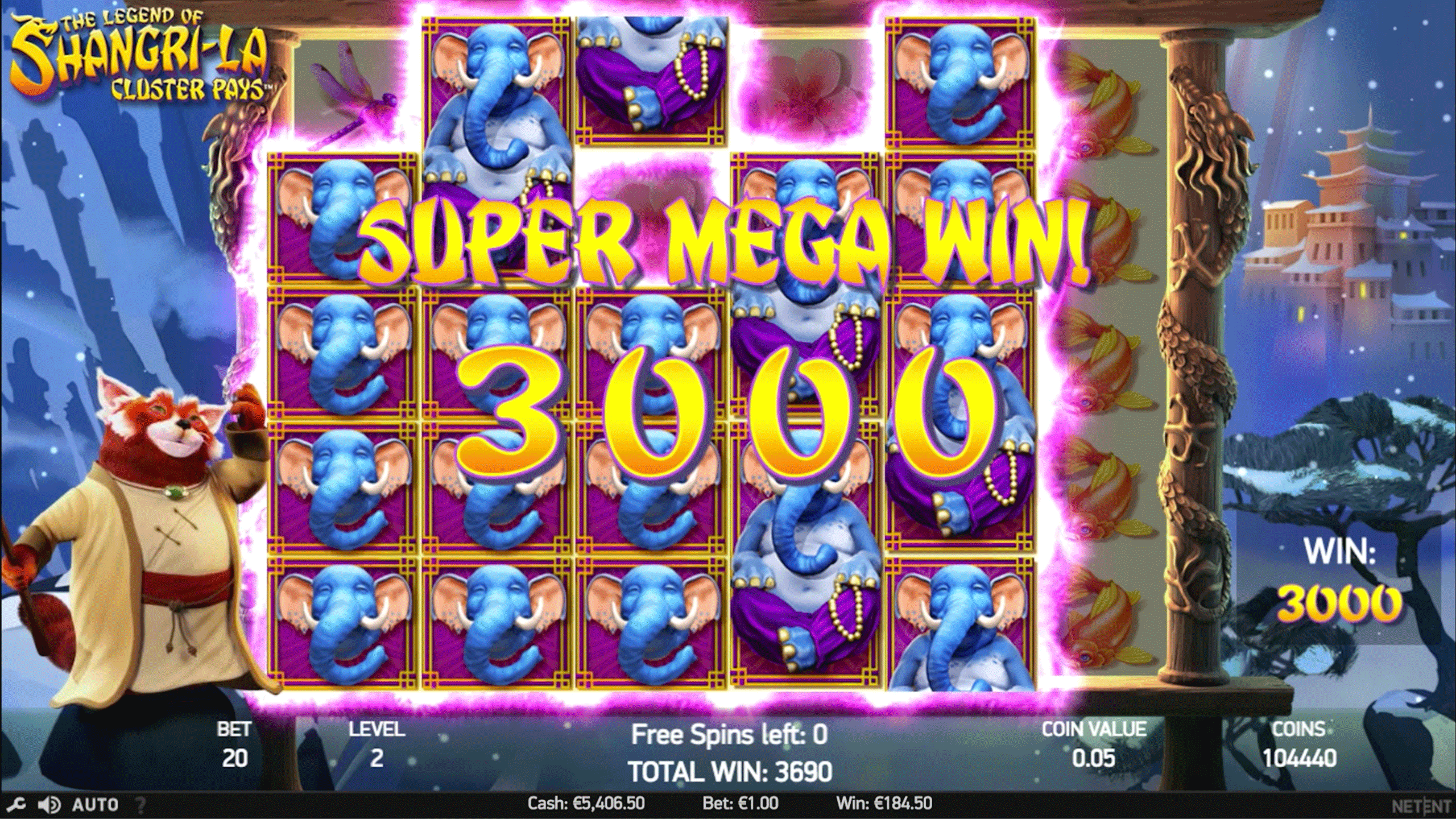 The Legend of Shangri-La Slots UK